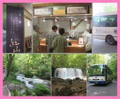 好きです東北(9)星野リゾート奥入瀬渓流ホテルの朝食、奥入瀬渓流散策~十和田湖まで