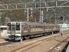 衝動旅【飯田線】