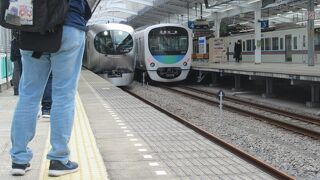 Laview運転開始!一番列車を追跡せよ(乗車編)~ついに一番列車に乗車!~