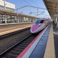 今行かないと。。。2000系南風に乗る旅 2 (500系こだまで岡山へ)