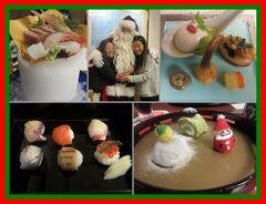 沖縄2014冬(15)アリビラ・佐和でクリスマスディナー「聖夜の恵み」