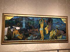(2) ボストン美術館のナイトミュージアム,ハーバードでのモーニング