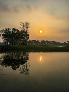 タイで23回目のゴルフ WATERMILL GOLF & GARDENS