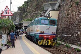 南ドイツ・北イタリア鉄道の旅(その11 ピサからローカル列車でチンクエテッレ散策後フィレンツェへ)