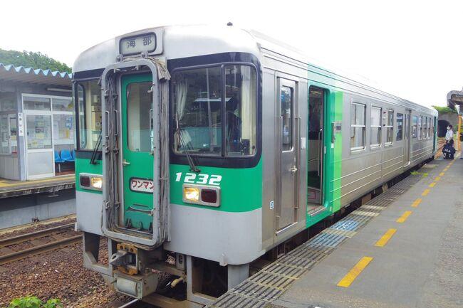 四国鉄道巡りpart1<最終日に乗って見た>