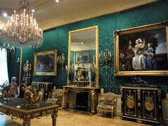 ウォレス・コレクションは貴族の館をそのまま国立美術館に(2014年)