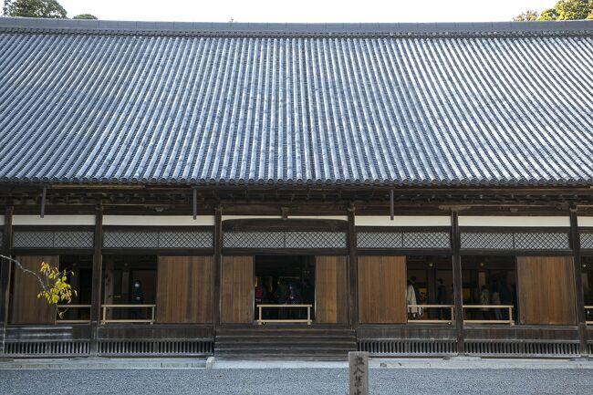 松島観光船の後は赤い橋を渡って福浦島、その後国宝「瑞巌寺」を見たのち再びJR仙石線で仙台に戻り、牛たん弁当を購入、三日連続の牛たんを新幹線の中で食べ東京に戻ります。