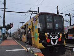 2021年2月九州鉄道旅行7(熊本電気鉄道)