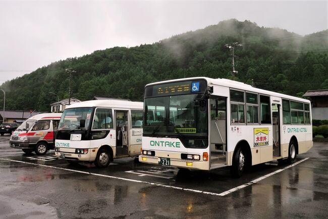 [秘境!路線バス乗り継ぎ旅 2日目:後編] 標高1200mの開田高原 ゾーンバスシステムと名物「開田そば」(最終回)