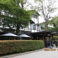 日本のクラシックホテル♪巡り (その3) 軽井沢万平ホテル宿泊記