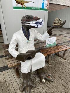 えちぜん鉄道・恐竜博物館・彦根城・・・DQウォーク福井&滋賀北 Day2