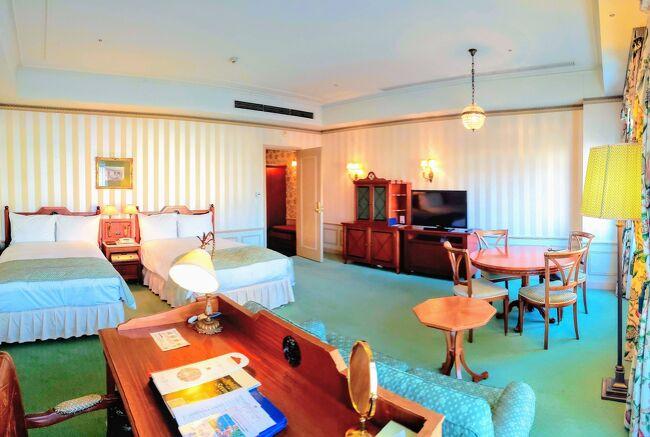 初めての長崎!<br />ずっと訪れてみたかったハウステンボスから始まって、3つのホテルを拠点にレンタカーで観光して来ました。<br /><br />一泊目:ホテルヨーロッパ(ハウステンボス内) / ラグジュアリーツイン<br /><br />二泊目:ガーデンテラス長崎&リゾート / プレミアムハーバースイート<br /><br />三泊目:Mt.Resort 雲仙九州ホテル / テラススイートはなれA