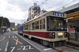 2021年2月九州鉄道旅行9(長崎電気軌道)