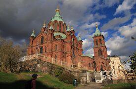シニア夫婦2回目の北欧、バルト7カ国ゆっくり旅行25日 (12)セレナーデ号でヘルシンキに着いて町歩きです(9月30日)