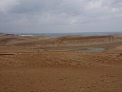 鳥取砂丘を見に島根から2