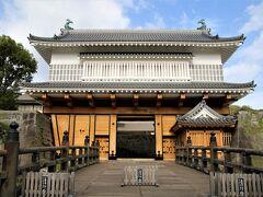 天然温泉霧桜の湯ドーミーイン鹿児島に宿泊して鶴丸城登城