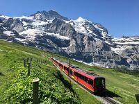 スイス 絶景に心奪われ、列車に心躍る15日の旅 ⑧【ユングフラウ鉄道】