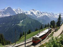 スイス 絶景に心奪われ、列車に心躍る15日の旅 ⑦【ブリエンツ・ロートホルン鉄道】【シーニゲ・プラッテ鉄道】