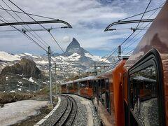 スイス 絶景に心奪われ、列車に心躍る15日の旅 ⑪【ゴルナーグラート鉄道】