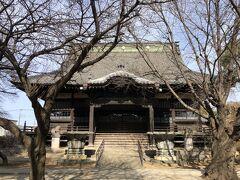 鴻巣宿の名刹勝願寺と日本一小さい東照宮