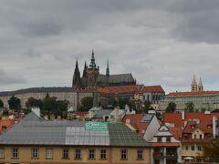 プラハ城とカレル橋