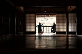 Japan お雛さまを探して名栗の古民家へ