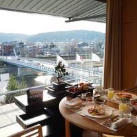 お部屋での朝食・散策など。check-out後「ホテルザミツイ京都」へ【あこがれのリッツカールトン京都に初宿泊 vol.4】