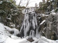 2013年2月 金剛山氷爆ハイキング