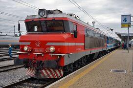 クロアチア・スロベニア鉄道の旅(その2 ザグレブから国際列車でリュブリャナ、路線バスで第二のベルリンの壁ノヴァゴリツァへ)