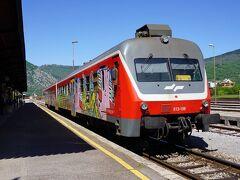 クロアチア・スロベニア鉄道の旅(その3 ノヴァゴリツァからボーヒン鉄道でリュブリャナへ ブレッド湖も)