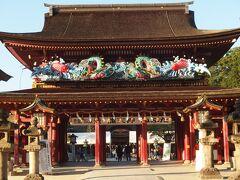 2014/10 九州4泊5日の旅 初日は太宰府天満宮と博多屋台ナイト