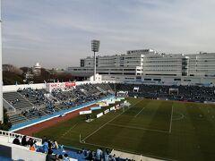 【横浜FC】2021ホーム開幕戦!大分トリニータ戦。カズと中村俊輔は出なかったけどね。