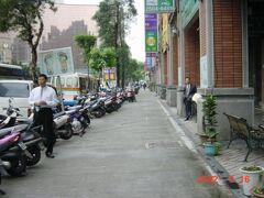 回顧録:2002年 台湾・台北の旅 1日目