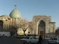 イラン6 薔薇と詩の街シラーズ、いいところだった