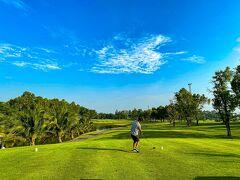 タイで24回目のゴルフ Racha Kram GOLF CLUB