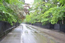 山形から秋田の旅 その7 角館の武家屋敷を観光
