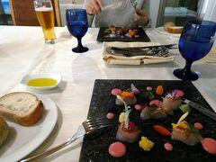 13.年末年始のエクシブ8連泊 エクシブ伊豆 南欧料理 ラペールの夕食