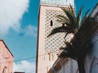 30年前、娘と異邦モロッコに旅しました。