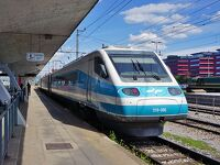 クロアチア・スロベニア鉄道の旅(その4 スロベニアの首都リュブリャナ散策後鉄道博物館訪問とリュブリャナ駅の列車)