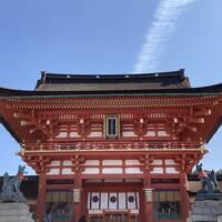 '21.03 行き当たりばったりで京都に一人旅