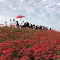 秋の彼岸の愛知三重奈良旅