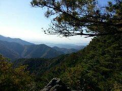 2013年11月 金毘羅山、翠黛山ハイキング