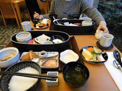 14.年末年始のエクシブ8連泊 エクシブ伊豆 日本料理 黒潮の朝食