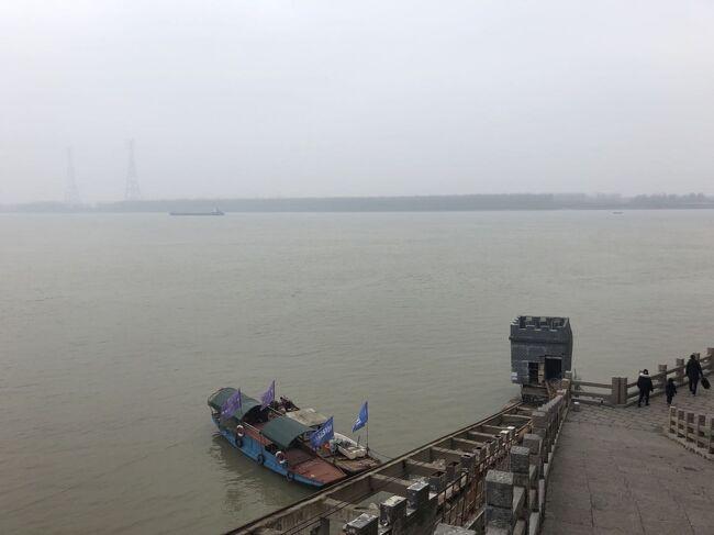 中国湖北省の三国赤壁古戦場を訪問しました。三国志でとくに有名な赤壁の戦いに関するテーマパークです。三国志好きの私にとってはかなり満足度の高い内容でした。