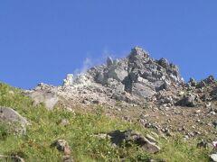 2016年8月 焼岳登山