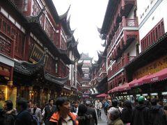回顧録:2007年12月 中国・上海の旅 2日目
