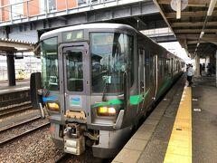 2021年3月えちご押上ひすい海岸駅訪問前篇(あいの風とやま鉄道)