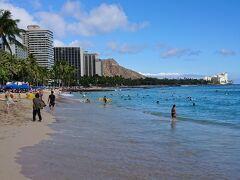 初めてハワイ・ホノルル やってみたいことをやってみた