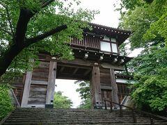 山形から秋田の旅 その8 秋田市内の観光と伊丹へのフライト
