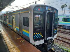 2021.3.13、E131系デビュー!地元千葉でローカルムード満点の列車の旅